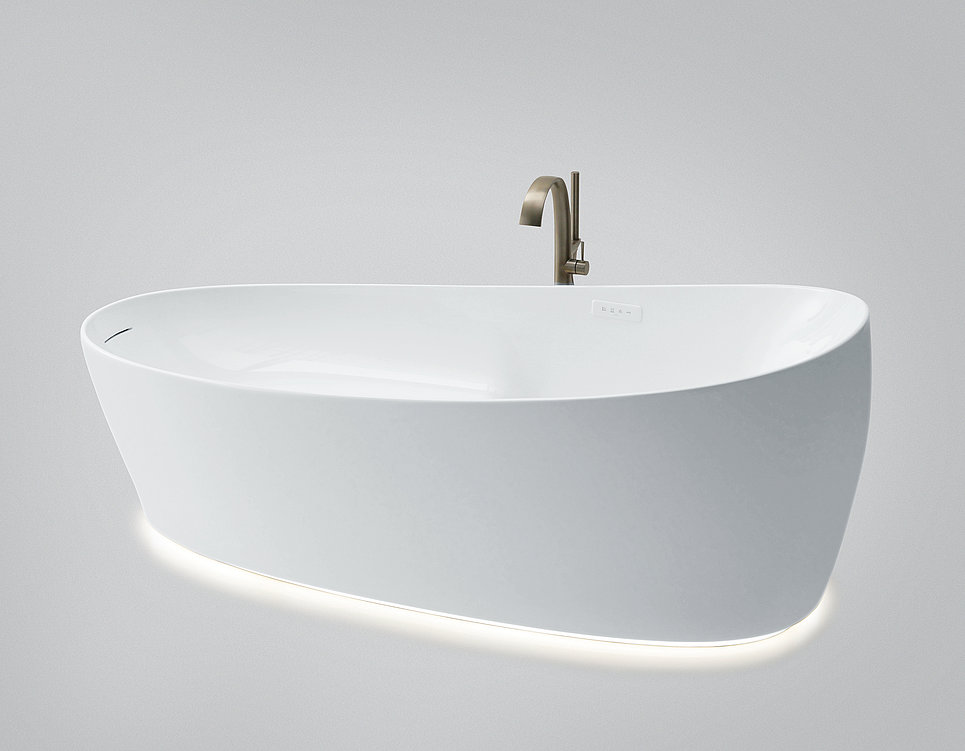 Flotation Tub Freestanding   Red Dot Design Award