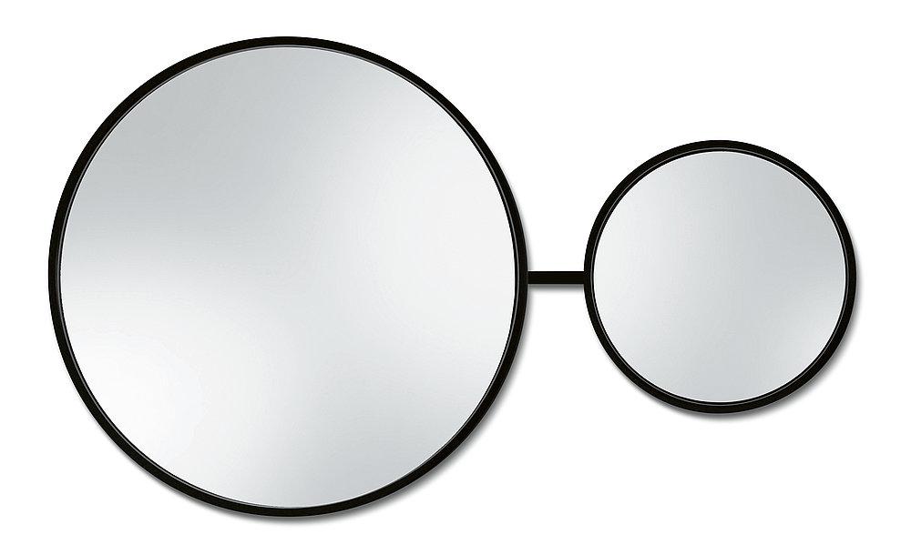 Rotating Mirror Scandi DUO | Red Dot Design Award
