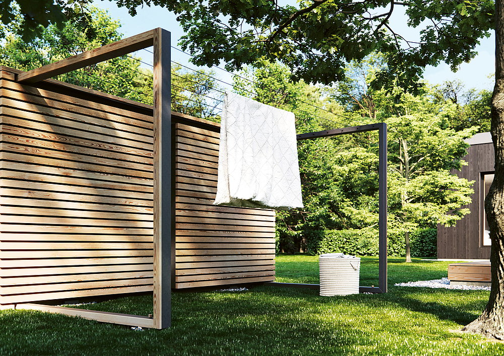 Multifunctional Fence | Red Dot Design Award