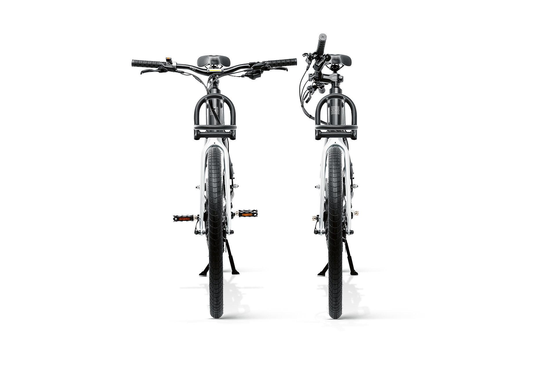 Ahooga Modular Bike | Red Dot Design Award