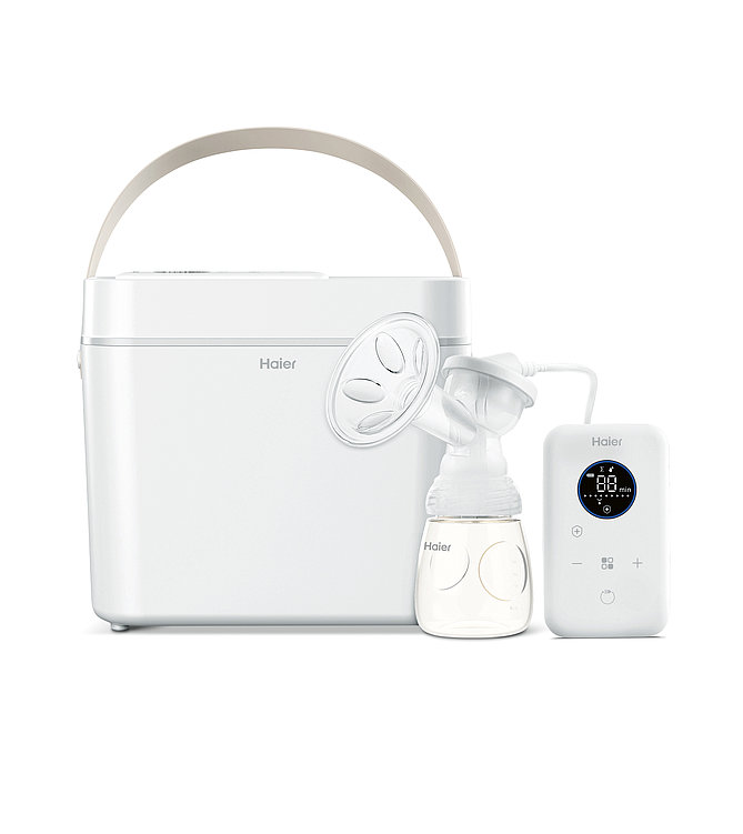 Portable Automatic Breast pump | Red Dot Design Award