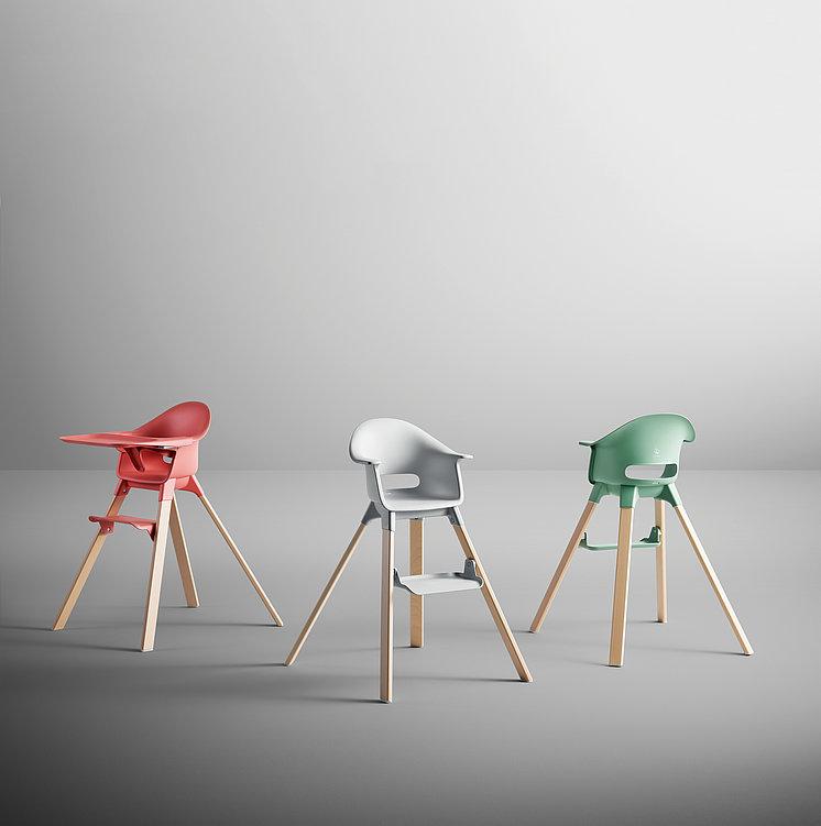Stokke® Clikk™ High Chair   Red Dot Design Award