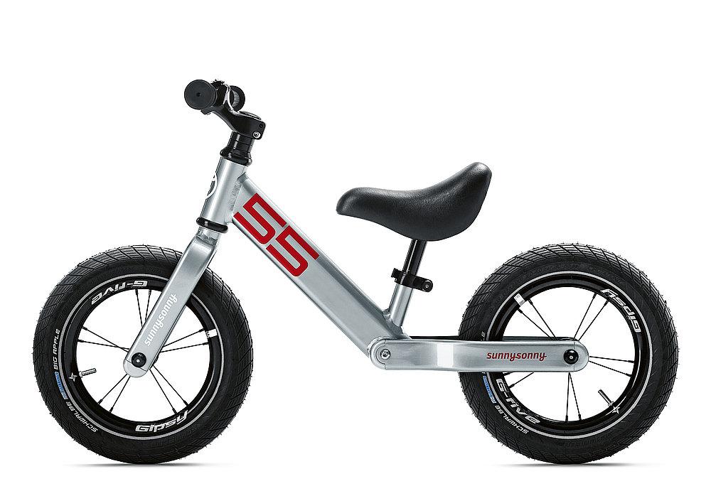 KIDPOP 12-inch Kid's Running Bike | Red Dot Design Award