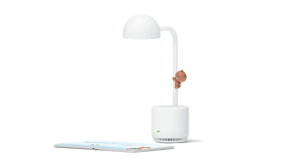 CLOVA Lamp | Red Dot Design Award