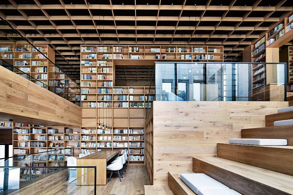 Yue Library | Red Dot Design Award
