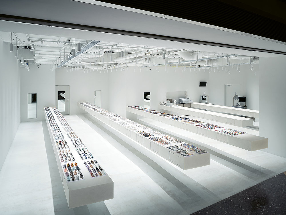 JINS SWFC Shop | Red Dot Design Award