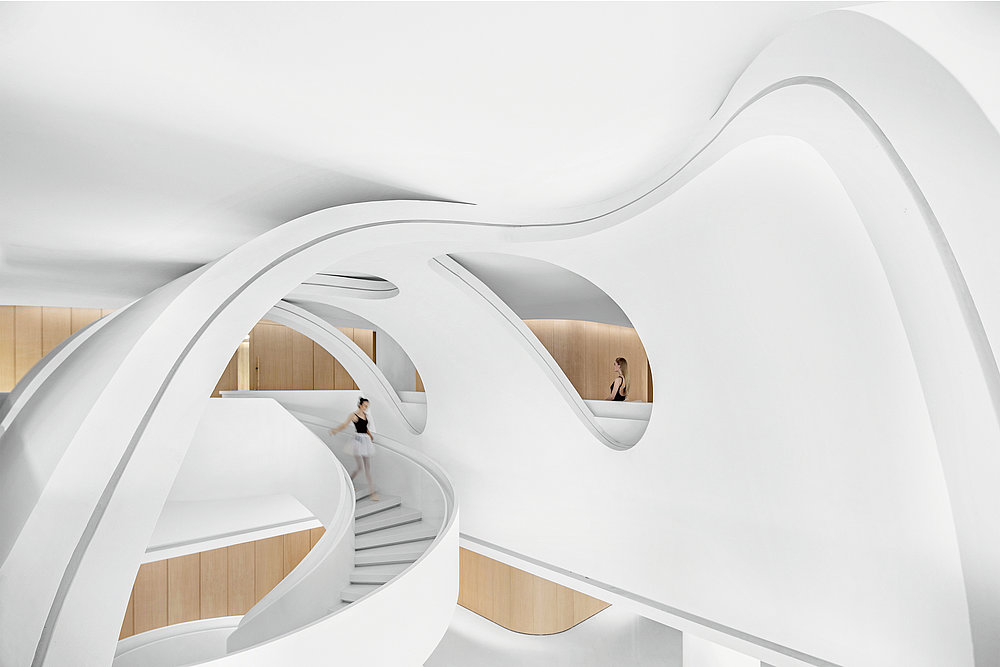 Poly Hele International Art Center | Red Dot Design Award