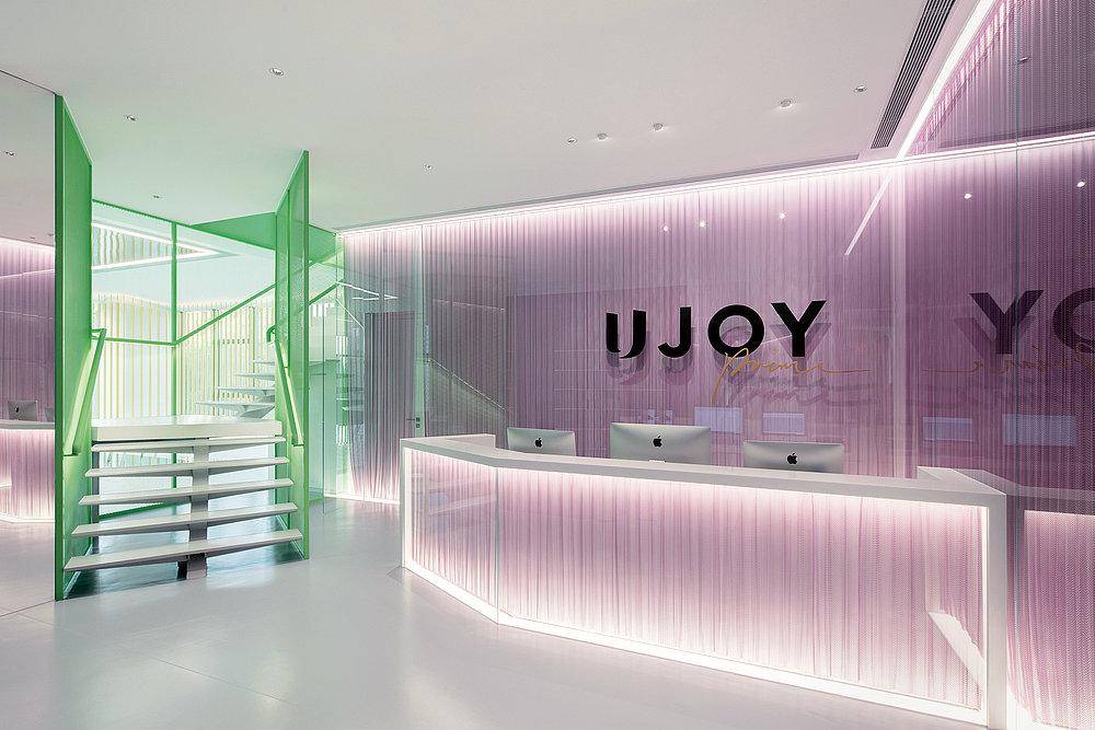 UJOY Prime | Red Dot Design Award