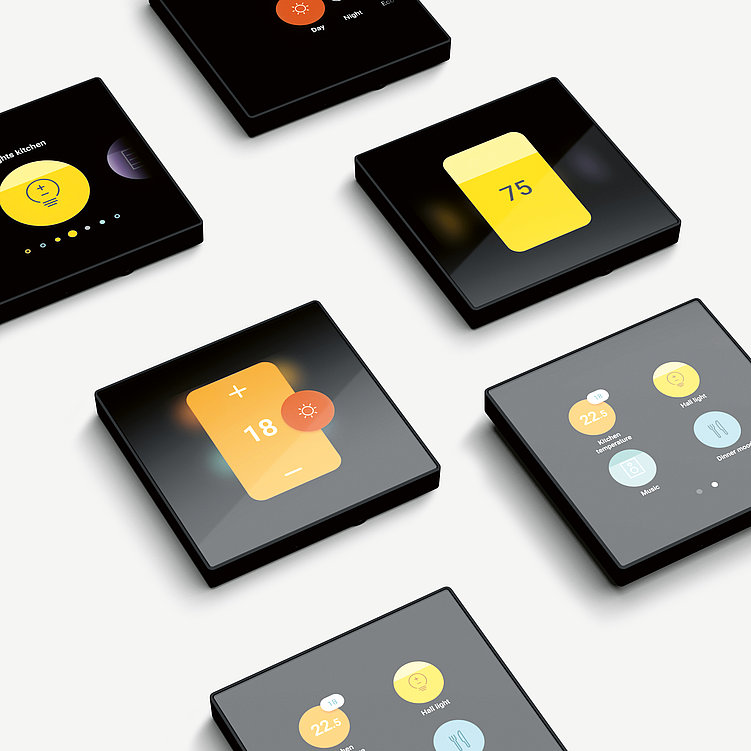 Touchswitch | Red Dot Design Award