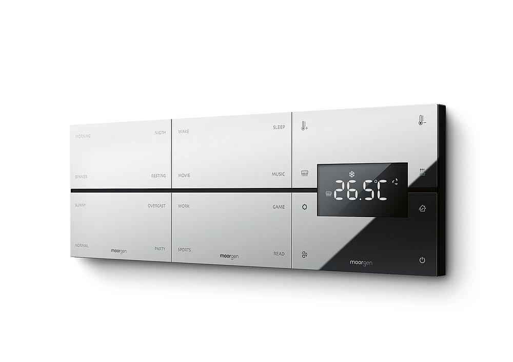 Moorgen Smart Switch Panel   Red Dot Design Award