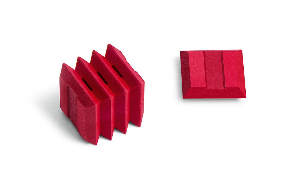 Multilayer Tearable Eraser | Red Dot Design Award