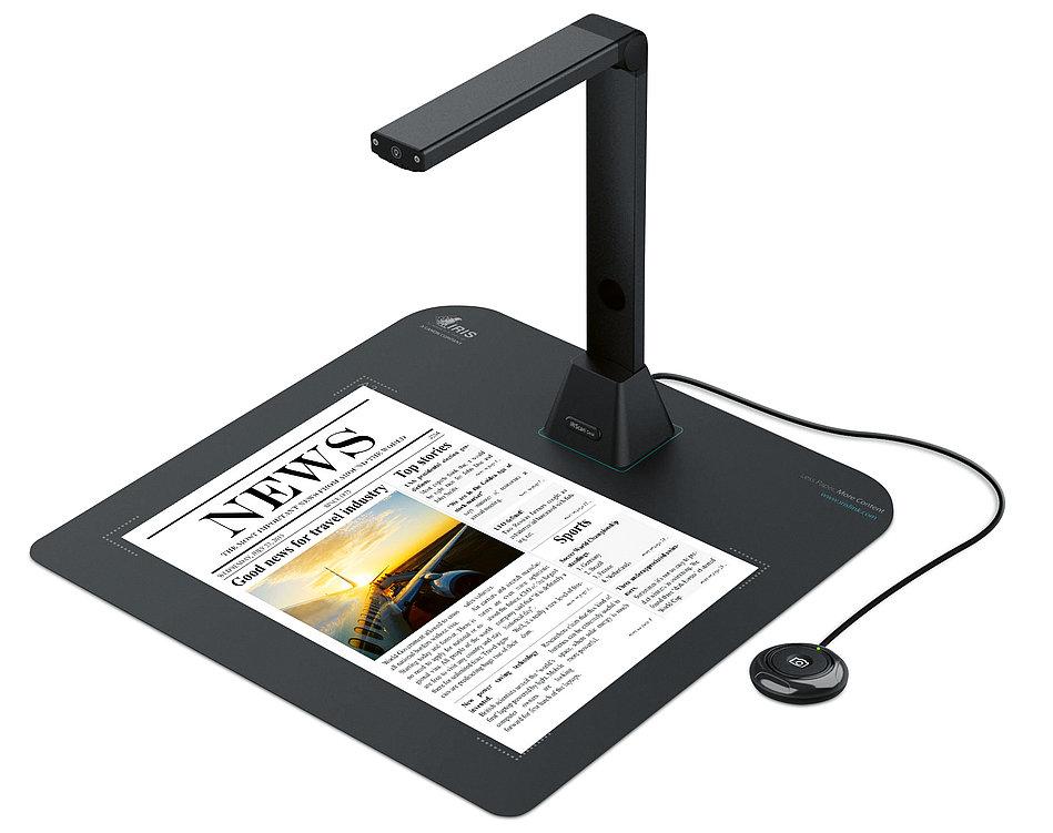 IRIScan Desk 5 Pro | Red Dot Design Award