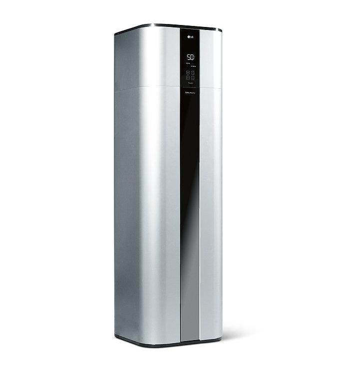 Heat Pump and Water Heater   Red Dot Design Award
