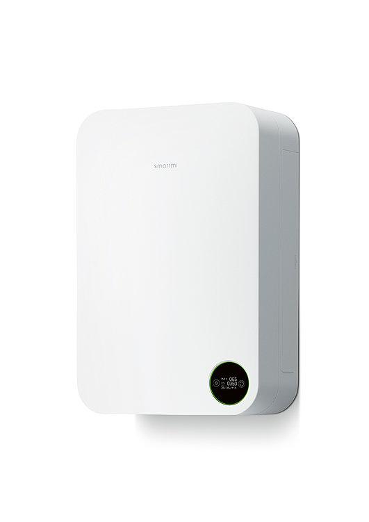 Smartmi Wall-Mounted Ventilation System | Red Dot Design Award