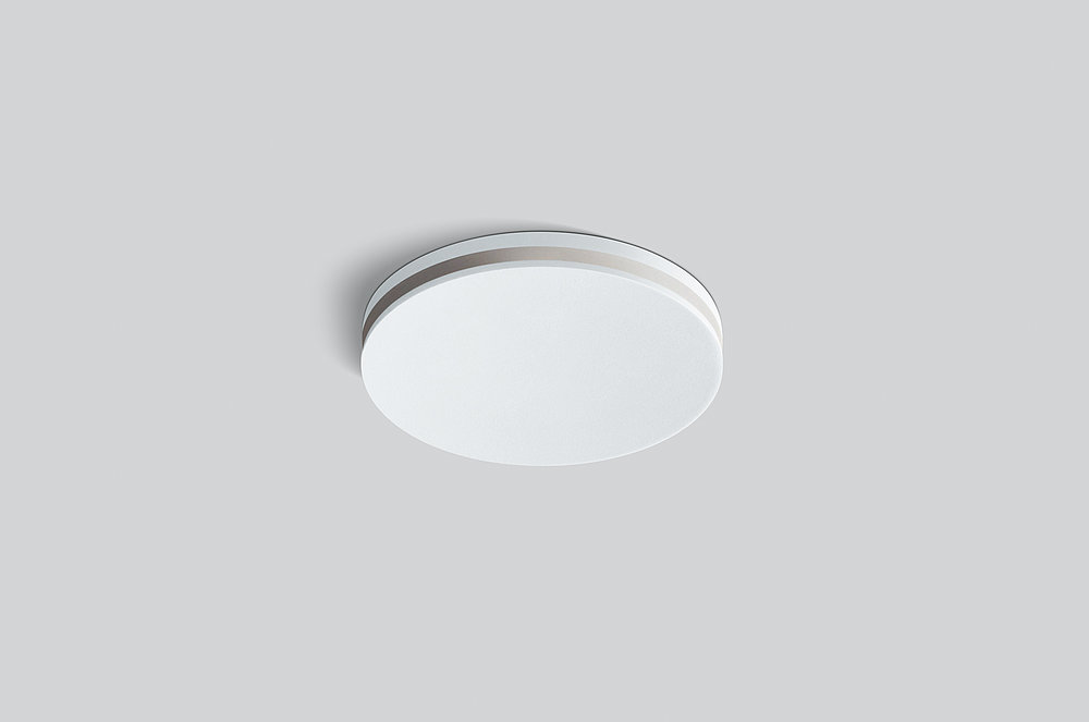 Ceiling-Mounted Temperature Sensor (Round Type) | Red Dot Design Award