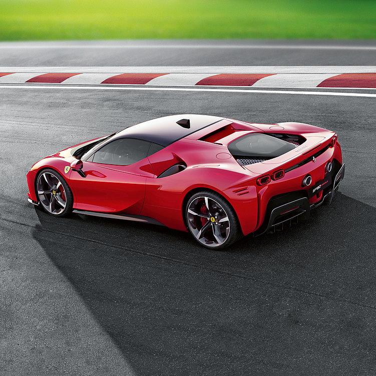 Ferrari SF90 Stradale | Red Dot Design Award
