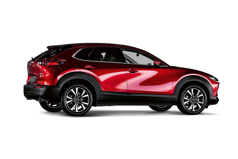 Mazda CX-30 | Red Dot Design Award