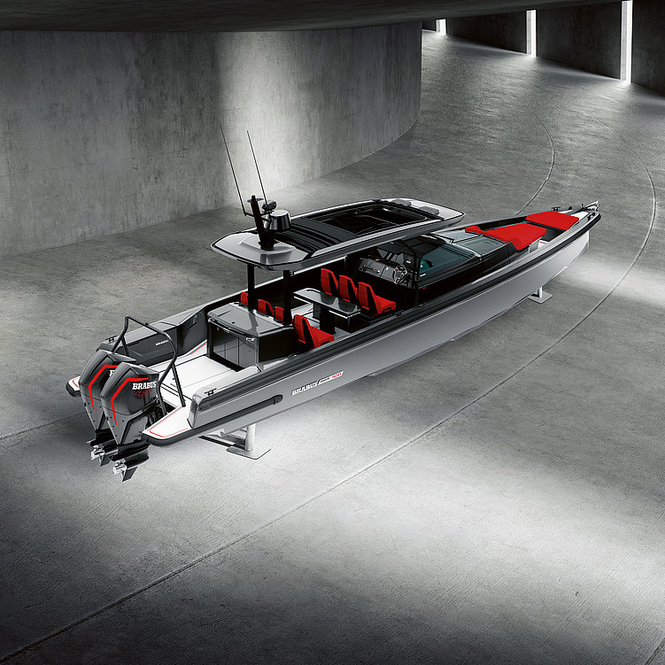"""BRABUS Shadow 900 """"Black-Ops"""" Limited Edition """"1 of 37"""" 