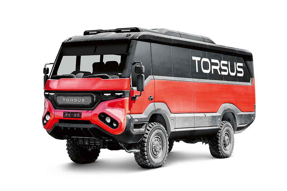 Torsus Praetorian | Red Dot Design Award