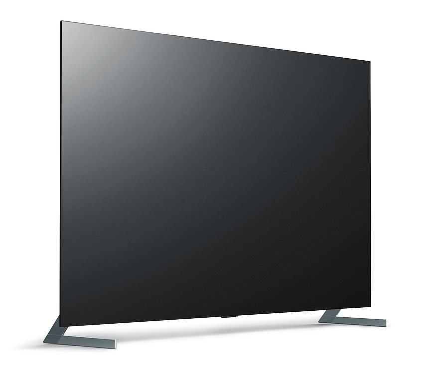 LG OLED Signature TV (77ZX) | Red Dot Design Award