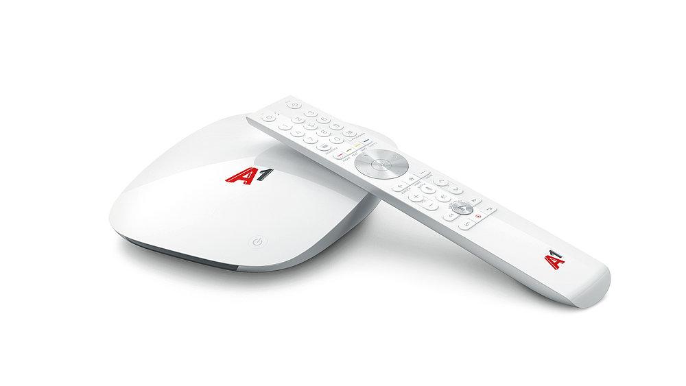 consistent design A1 Xplore Tv   Red Dot Design Award