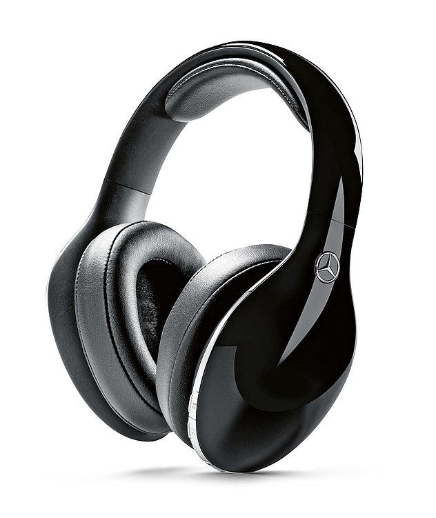 Mercedes-Benz Wireless Headphones | Red Dot Design Award