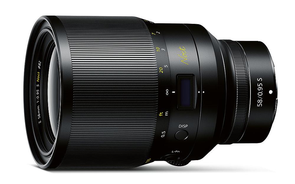 NIKKOR Z 58mm f/0.95 S Noct   Red Dot Design Award
