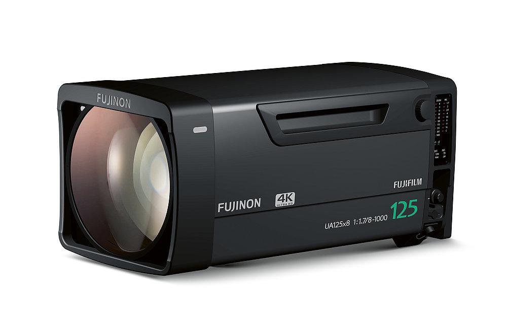 FUJINON UA125×8 | Red Dot Design Award