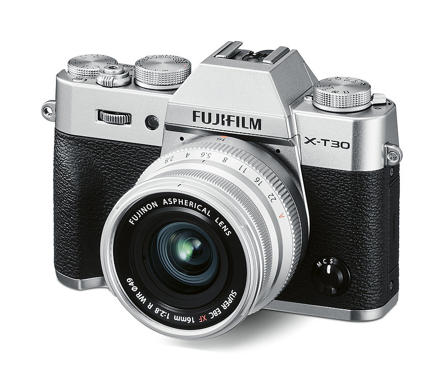 FUJIFILM X-T30 | Red Dot Design Award