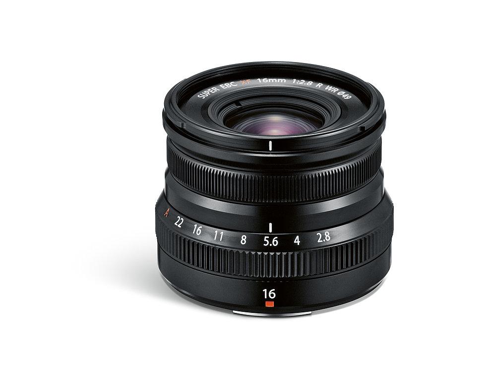 FUJINON LENS XF 16 mm F2.8 R WR | Red Dot Design Award
