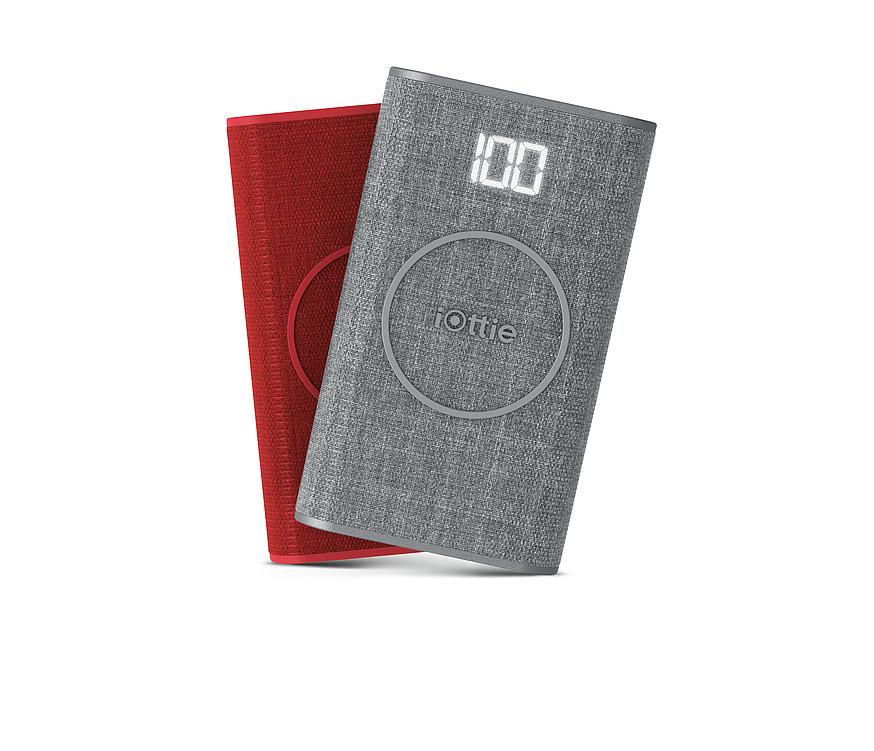 iOttie iON Wireless Go | Red Dot Design Award