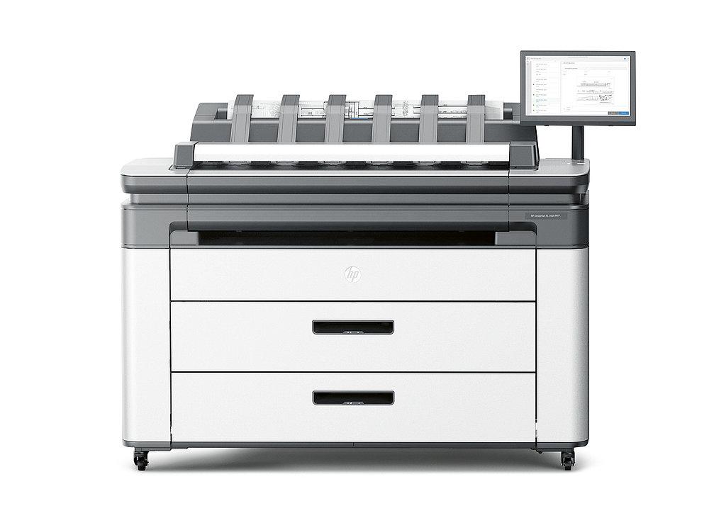 HP DesignJet XL 3600 MFP Series | Red Dot Design Award