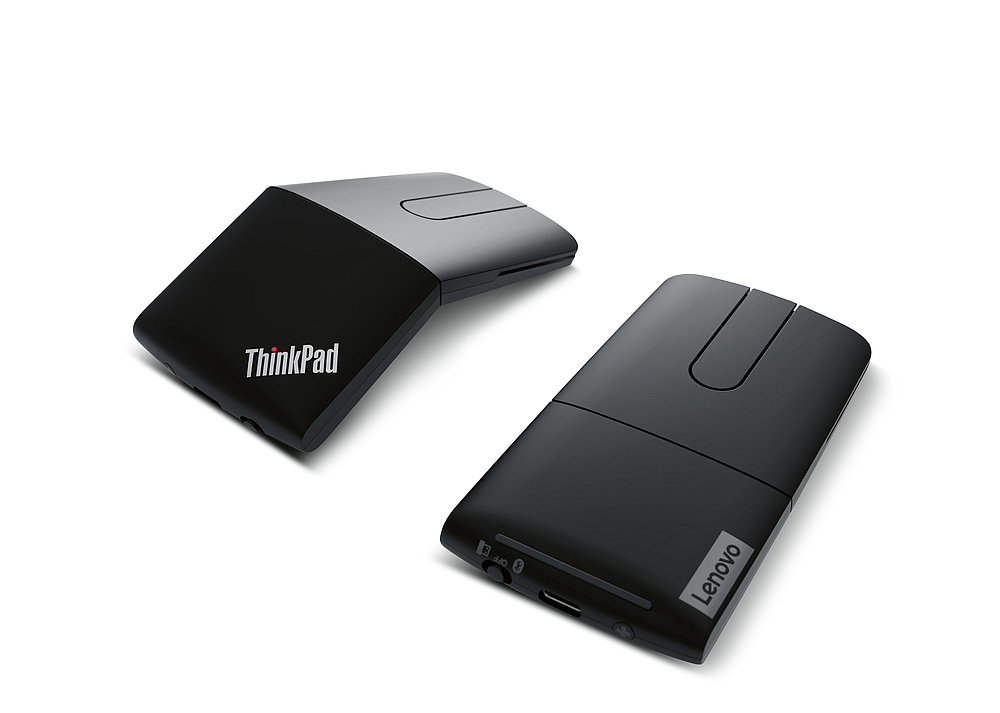 ThinkPad X1 Presenter Mouse | Red Dot Design Award
