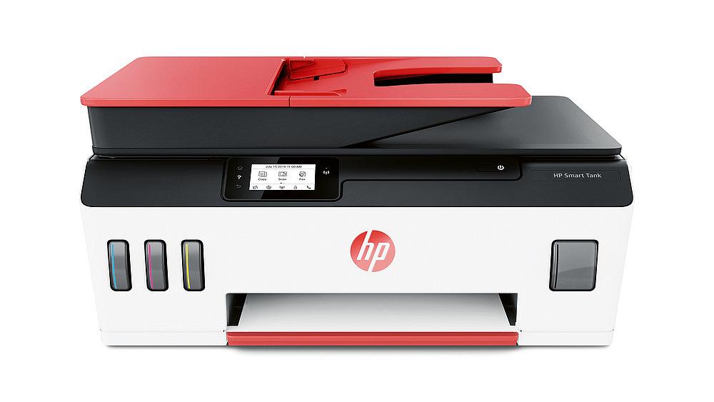 HP Smart Tank Printers   Red Dot Design Award