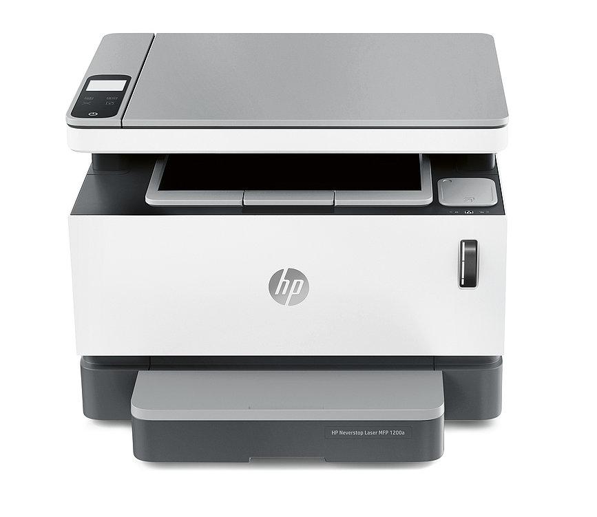 HP Neverstop Laser Printers and Toner Reload Kit | Red Dot Design Award