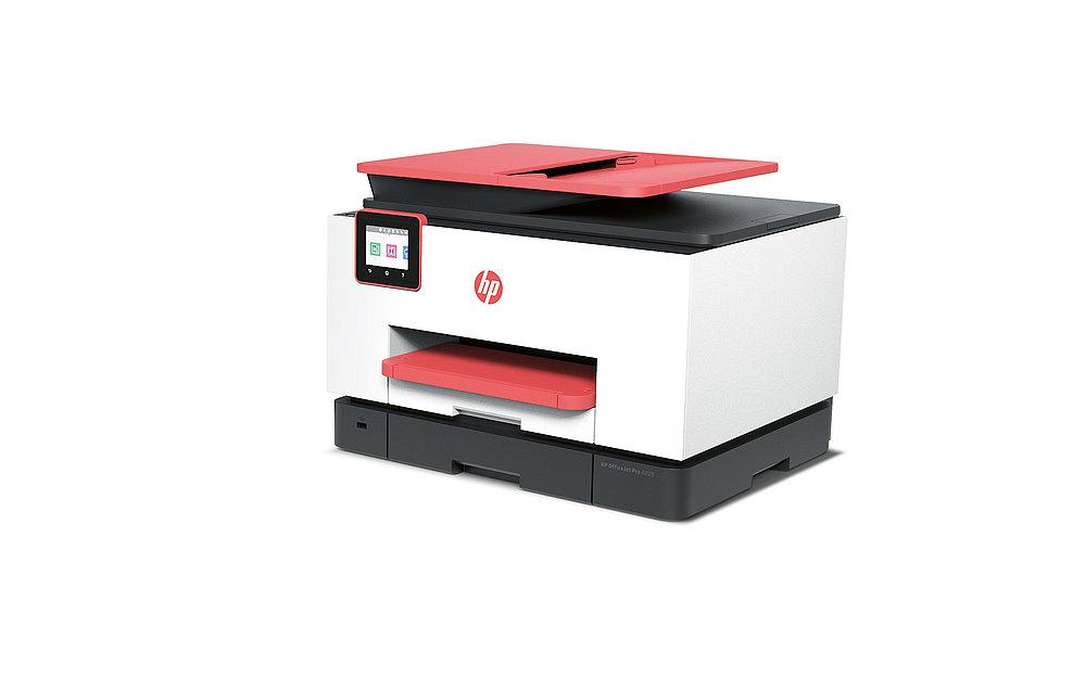 HP Officejet Pro Printers | Red Dot Design Award