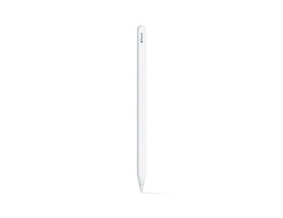 Apple Pencil (2nd Generation) | Red Dot Design Award