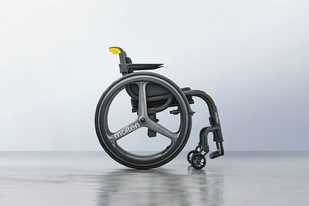 Wheeliy | Red Dot Design Award