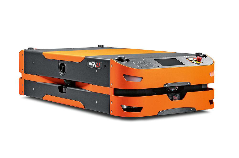 SAFELOG AGV Series (S2/M3/L1)   Red Dot Design Award