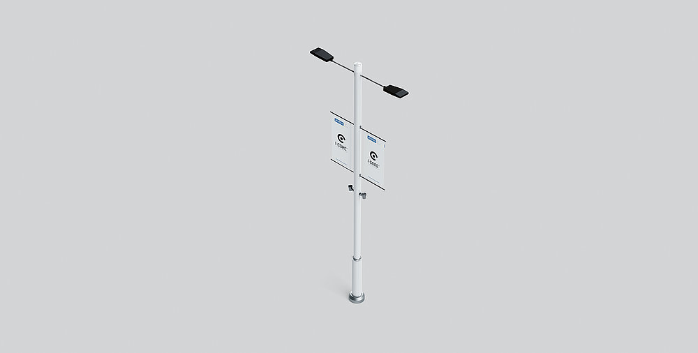 iCore Smart Street IoT Pole | Red Dot Design Award