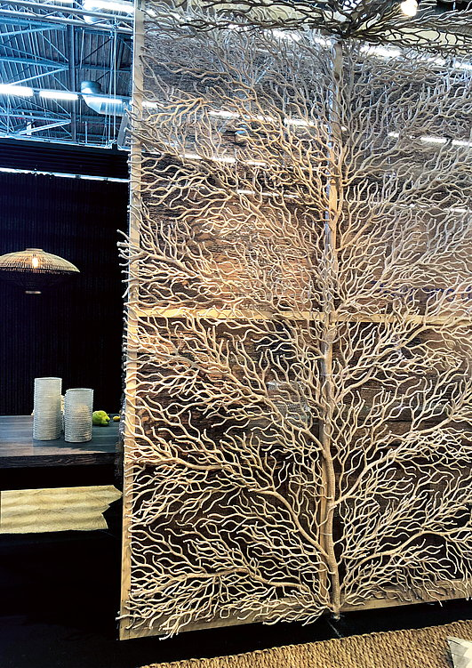 Sea Fan Coral Wall Panel | Red Dot Design Award